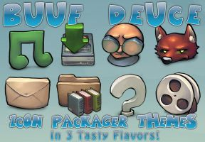 Buuf Deuce Pack for IP by KronicFailure