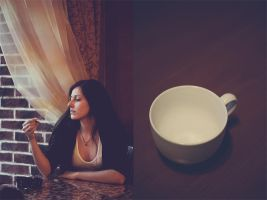 Coffee and cigarettes: Firy by forgotten-tale
