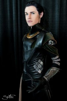Loki Cosplay -Dressed for Jotunheim by Aicosu