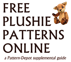 Free Plushie Patterns Online By Viergacht On Deviantart