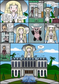 Where the Lillie Grows (Sun and Moon) - Part 2 by HanaChronicler