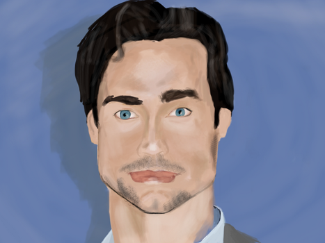 Matt Bomer by TravisBoward