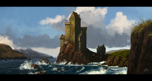 Redstone by woutart