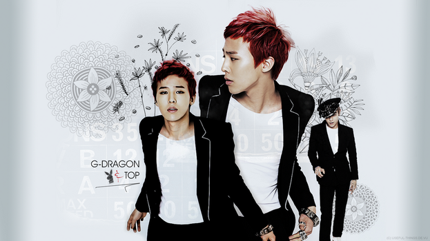 GDTOP Wallpaper #01 by xSparklyVampire
