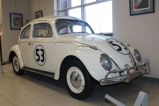 Yes, This Is A Real Herbie Used In The First Movie by SwiftysGarage