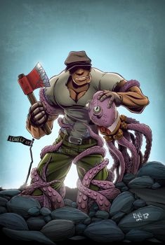 The Goon by Tomster84