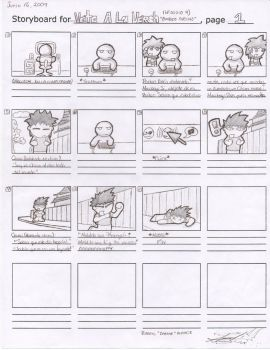 Storyboard - VALV 7 by darkarcompany