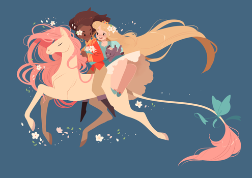 Princess Princess Ever After by strangelykatie