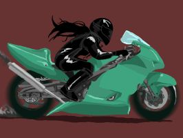 Motorcycle by ktslager