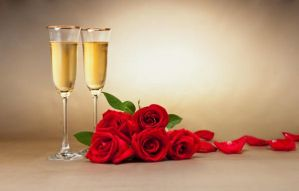 Champagne and Roses by cheyanne-mia2