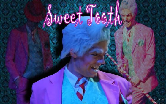 Sweet Tooth by stardustGirl13