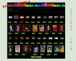 Music Equalizer Gallery CSS Vol.1.5 by poserfan