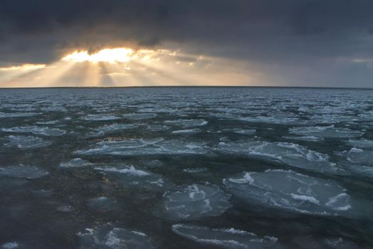 Sea Of Ice by SunnyMel