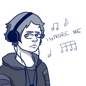 Vinny (request!) by Unipegaponies