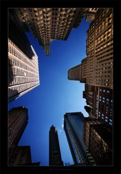 Tall City by gilad