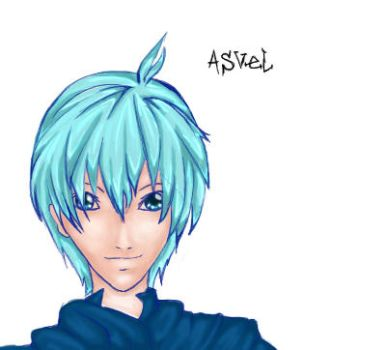Asvel by animegirl3
