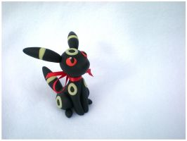 .:Umbreon:. by Foureyedalien