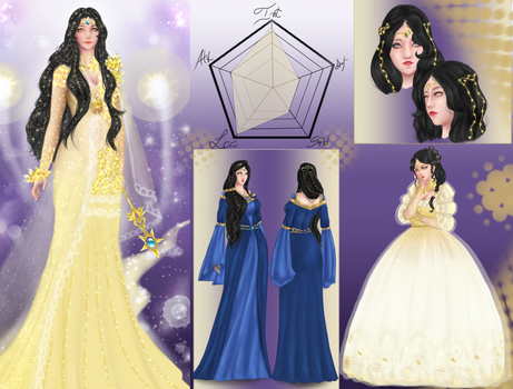 [HS] -PNG- Light Aaria Dyamond by CrystallMCL