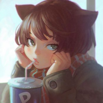 P-Cola by Kuvshinov-Ilya