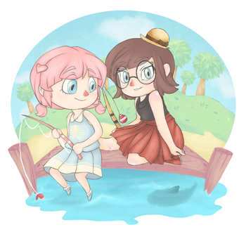 ACNL: Collab by rikulee