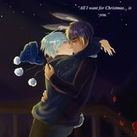 -All I want for Xmas is You- (JackRabbit) Part 8 by KT-ExReplica