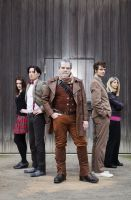 2014: Doctor Who Group by shari81