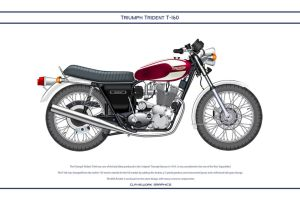 Triumph Trident T160 by WS-Clave