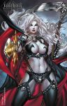 Lady Death Echoes cover. by pant