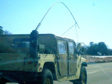Military Car by creative-casso