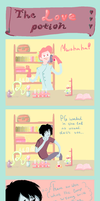 The Love Potion. Part I by 000sandwich000