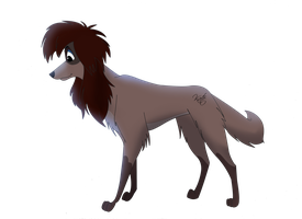 Rita  Oliver And Company Character by KateTheAlpha98