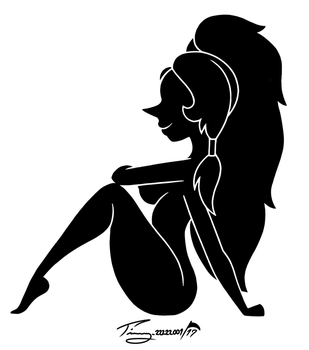 My Little Decal - Opal by Timmy-22222001