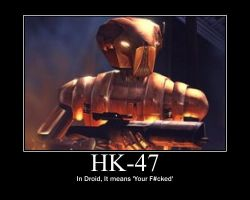 HK-47 by soltra