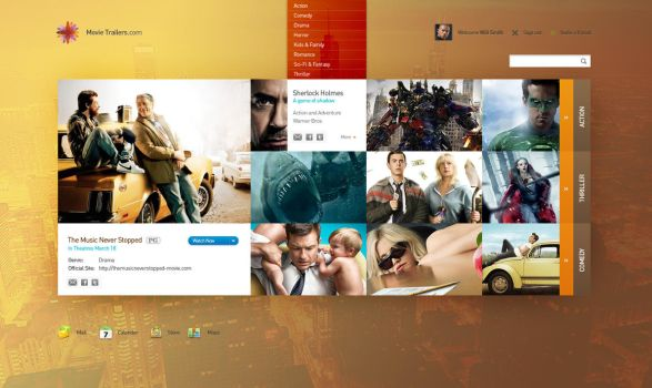Movie Trailers by ecq-pro