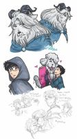 YOI: Beauty and the Beast by Kiyomi-chan16