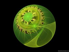 Wire Ball by VickyM72