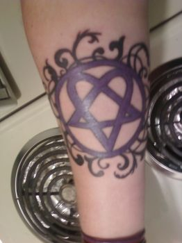 My Heartagram by MatsusuBlack17