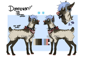 Donnovan Reference Sheet 2015 by Slugged