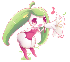 Pokemon Steenee