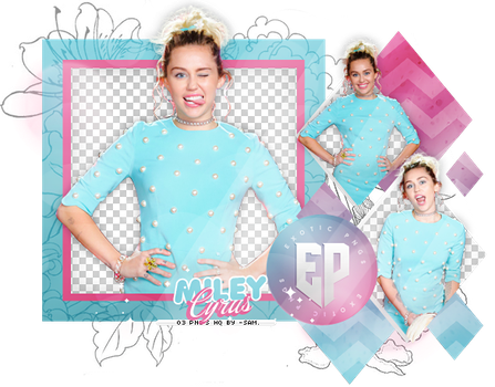 Pack Png 2217 // Miley Cyrus. by ExoticPngs