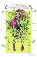 Monster High - Venus McFlytrap by Anzhelee