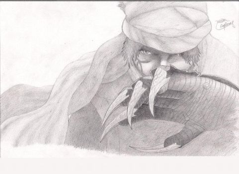 prince of persia 4 front by Neusei