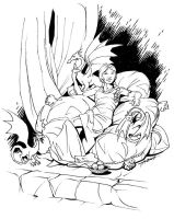 Mother of Dragons by Timett