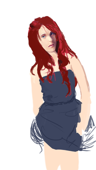 CLARY? WIP by theraggles
