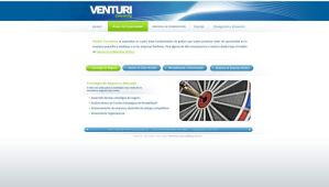 ventury consulting webdesign 2 by diego64