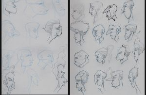 head profiles by g67