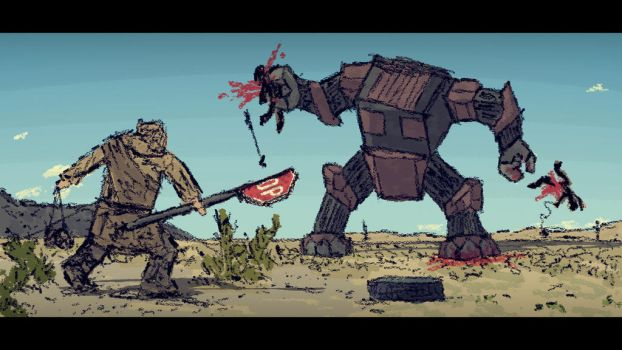 Botfight by weilo82