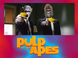 Pulp of the apes by Grabeskuehle