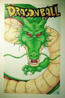 Shenron by melody1314