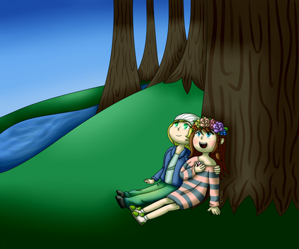 A View in Nature by superpinkygirl101